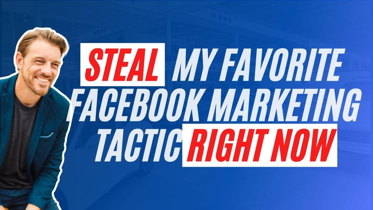 Facebook Ads Strategy for Car Dealers: Retention